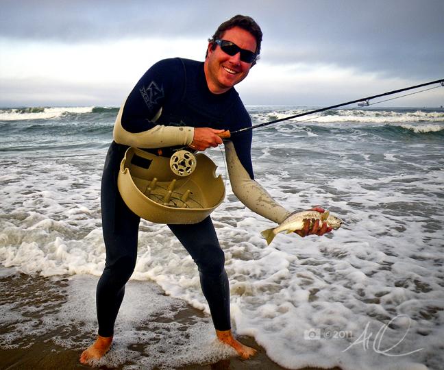 Jim solomon flies sand surf for Surf fly fishing