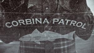 corbina patrol sticker-1
