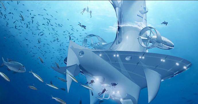 image courtesy of SeaOrbiter