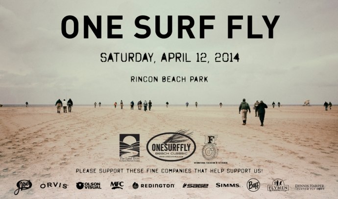 new one surf fly date for 2014. photo by kristina kaufman