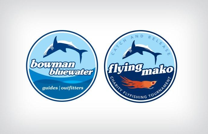 Various logos for Conway Bowman ©2015 Art by Al Quattrocchi