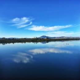 photo of Mount Diablo by Al Quattrocchi